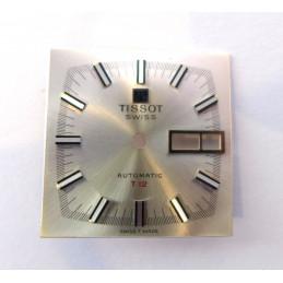 Cadran Tissot automatic T12 - 25,5x25,5mm