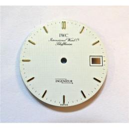 IWC Ingenieur white dial