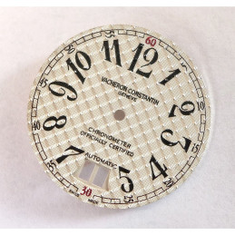 Cadran vacheron Constantin 28,5mm