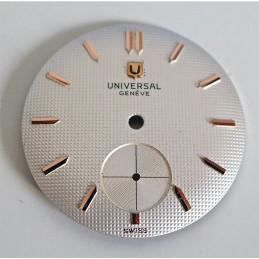 Cadran Universal Genève - diamètre 26.48 mm