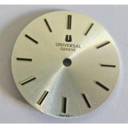 Cadran Universal Genève - diamètre 22 mm