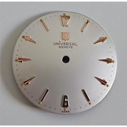 Universal Genève dial - diameter 26.42 mm