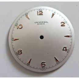 Cadran Universal Genève - diamètre 31.56 mm
