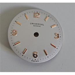 Cadran Universal Genève - diamètre 20 mm
