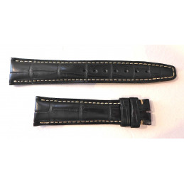 Crocodile strap IWC A12707 - 19/16 mm