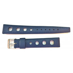 Bracelet TROPIC SPORT bleu 16mm
