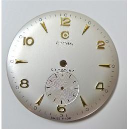 Cadran Cyma Cymaflex diametre 29.43 mm