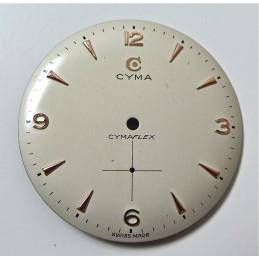 Cyma Cymaflex dial diameter 31.47 mm