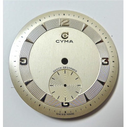 Cyma Shock absorber dial  diameter 29.40 mm