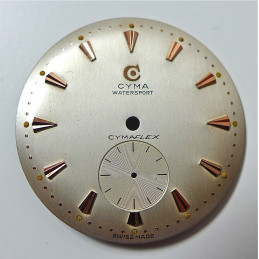 Cyma watersport  dial diameter 29.mm