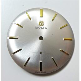 Cyma dial diametre 29.43 mm