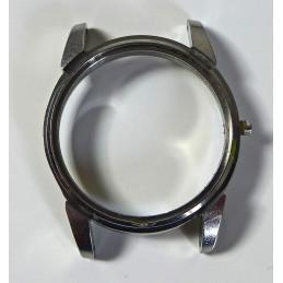 Omega steel watch case diameter 33 mm