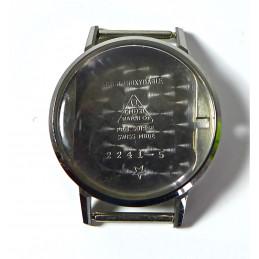 Omega steel watch case diameter 25 mm
