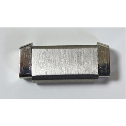 Maillon Omega acier 18.9 mm
