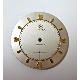 Cadran Cyma Cymaflex diametre 29.50 mm