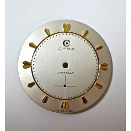 Cyma Cymaflex dial diameter 29.50 mm