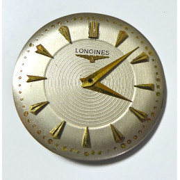 LONGINES dial with needles 27.37 mm