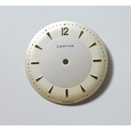 CERTINA Cadran 29.47 mm
