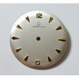 CERTINA Cadran 29.45 mm
