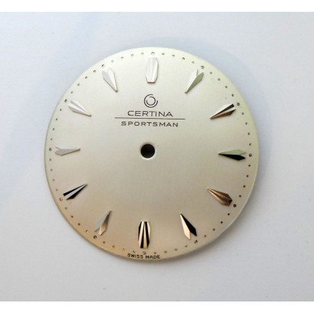 CERTINA sportsman dial 29.47 mm