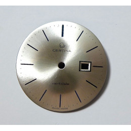 CERTINA Certidate dial 25.60 mm