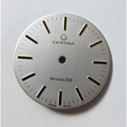 CERTINA Bristol 228 dial -  28.50 mm