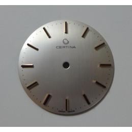 CERTINA dial 30.50 mm