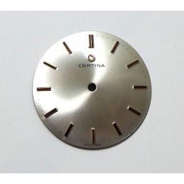 CERTINA dial 30.45 mm