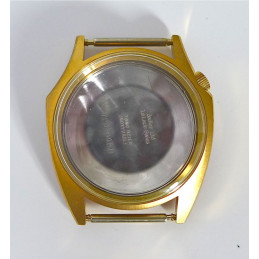 ZODIAC Olympos Assymetric stainless steel case NOS