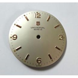 Universal Genève dial - diameter 27.40 mm