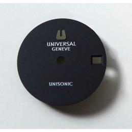 Cadran Universal Genève Unisonic - diamètre 20.23 mm