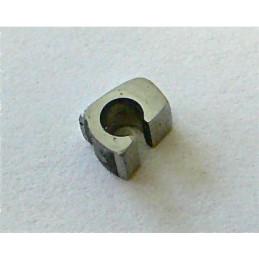 Pièce de bout pour bracelet acier Cartier Panthère petite taille (femme) acier