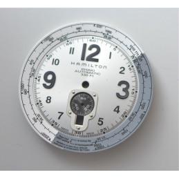 HAMILTON Black dial 37.65mm