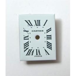Cartier Tank Paris vintage dial