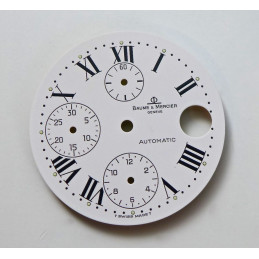 Baume et Mercier Chrono dial