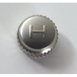 Couronne acier HAMILTON 6.50 mm