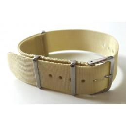 NATO Bracelet écru  20 mm