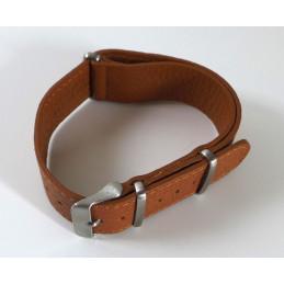 NATO Bracelet cuir  22  mm