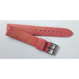 Bracelet galuchat 18mm