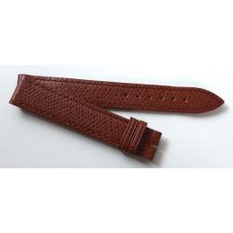 Baume & Mercier bracelet cuir 15 mm