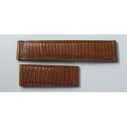 Cartier lezard strap 17 mm