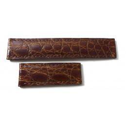 Cartier Bracelet  croco 17 mm