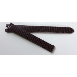 Cartier lezard strap 11 mm
