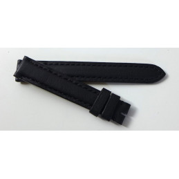 Cartier leather strap 13 mm for Tank Américaine PM