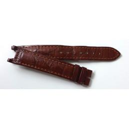 Cartier Bracelet  croco 15 mm pour Pasha