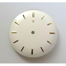 Zenith dial - Diameter 32.45 mm
