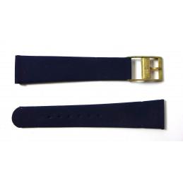 Bracelet Corfam pour Zenith synthétique 18 mm