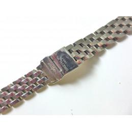 BREITLING steel Pilote bracelet Antares World - 20mm ref T4094