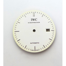 IWC dial  31,65 mm