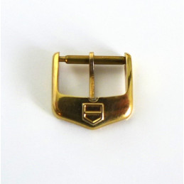 Tag Heuer gold plated buckle 13 mm